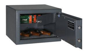 Kurzwaffenschrank mit Innentresor für Munition